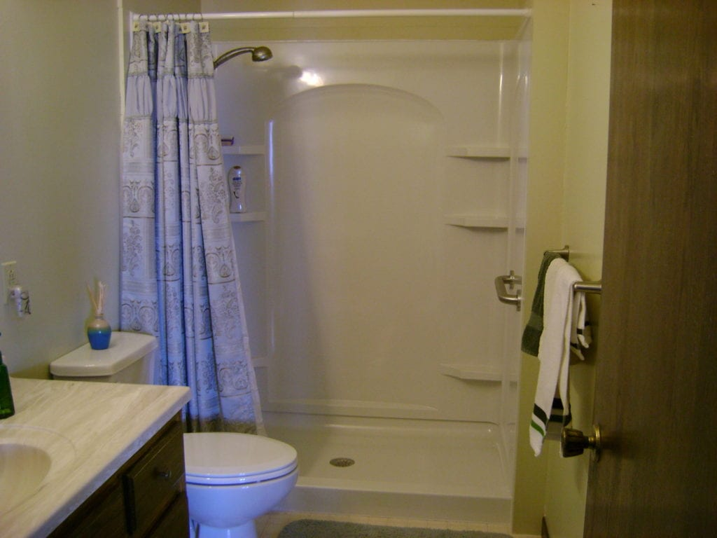 shower and tub remodeling service